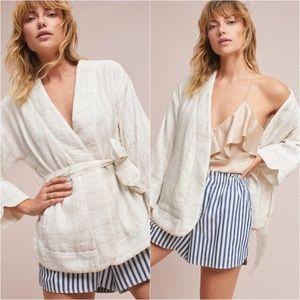 Anthropologie Hei Hei Amita Kimono Jacket